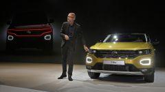 Volkswagen T-Roc: a tu per tu col nuovo SUV di Wolfsburg - Immagine: 1