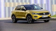 Volkswagen T-Roc, arriva il 1.6 diesel