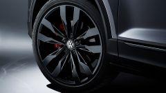 Volkswagen T-Roc Black Style, i cerchi in lega