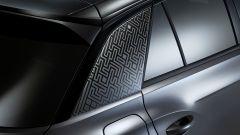 Volkswagen T-Roc Black Style, il montante posteriore