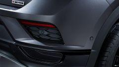 Volkswagen T-Roc Black Style, il posteriore