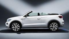Volkswagen T-Roc Cabrio, il tettuccio si apre in 9 secondi