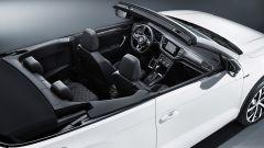 Volkswagen T-Roc Cabrio, l'abitacolo