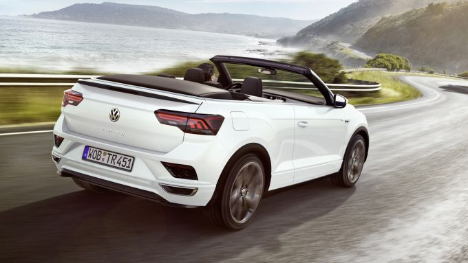 Volkswagen T-Roc Cabrio, mai un Suv tedesco aveva osato tanto