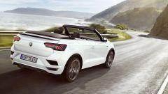 Volkswagen T-Roc Cabrio, prezzi da 27.500 euro