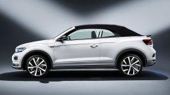 Volkswagen T-Roc Cabrio, vista laterale