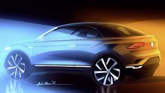 Volkswagen T-Roc, dal 2020 la carrozzeria Cabriolet del Suv compatto