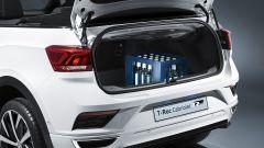 Volkswagen T-Roc Cabriolet Sport: il bagagliaio