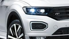 Volkswagen T-Roc Cabriolet Sport: il faro anteriore