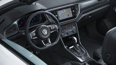 Volkswagen T-Roc Cabriolet Sport: il posto di guida