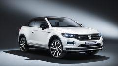 Volkswagen T-Roc Cabriolet Sport: vista 3/4 anteriore