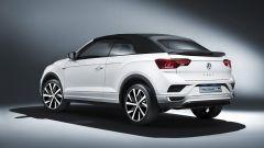 Volkswagen T-Roc Cabriolet Sport: vista 3/4 posteriore