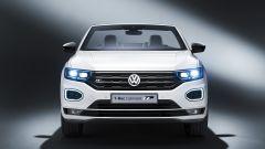 Volkswagen T-Roc Cabriolet Sport: vista frontale
