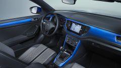 Volkswagen T-Roc Cabriolet Style: gli interni