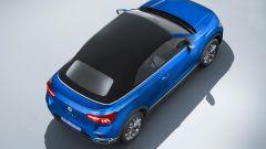 Volkswagen T-Roc Cabriolet Style: vista dall'alto, tetto aperto