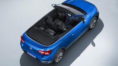 Volkswagen T-Roc Cabriolet Style: vista dall'alto, tetto chiuso
