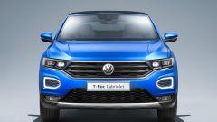 Volkswagen T-Roc Cabriolet Style: vista frontale, tetto chiuso