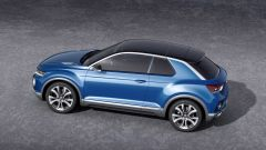 Volkswagen T-Roc concept: sarà così il suv su base Golf