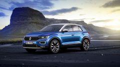 Volkswagen T-Roc: debutta a Francoforte il SUV piccolo di Volkswagen