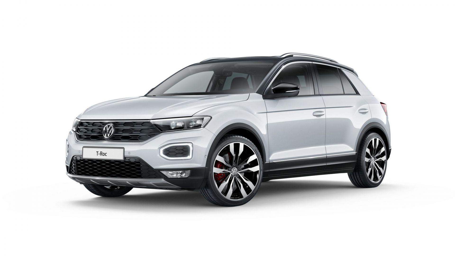 Nuove motorizzazioni diesel Volkswagen T-Roc