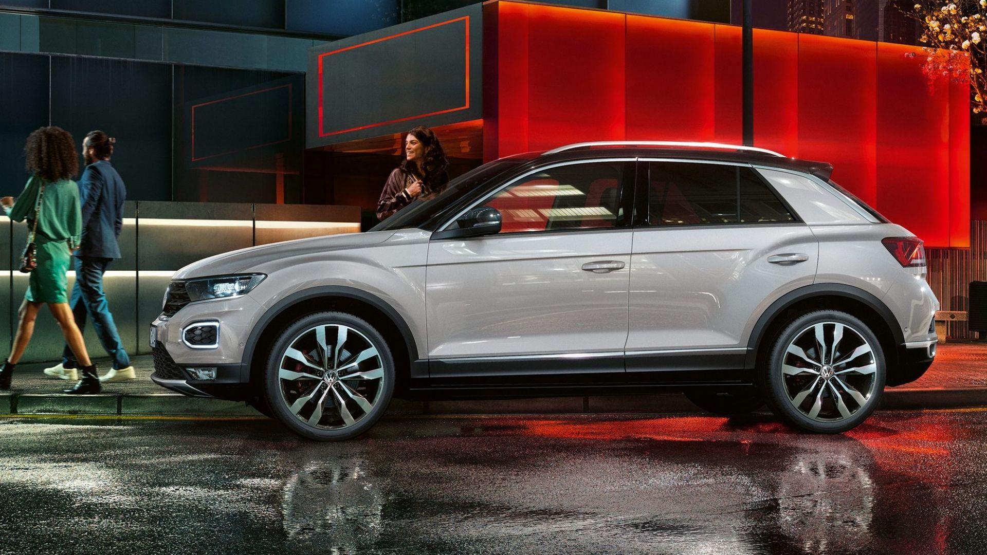 Volkswagen T-Roc - Al volante della 1.6 TDI Advanced …