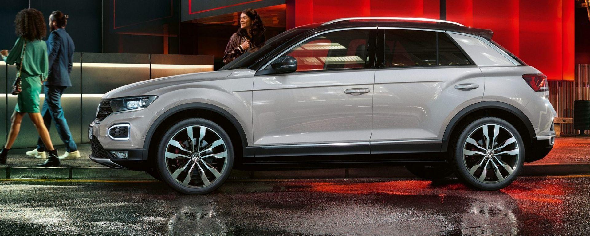 Volkswagen T Roc Edition 190 Uscita Prezzo
