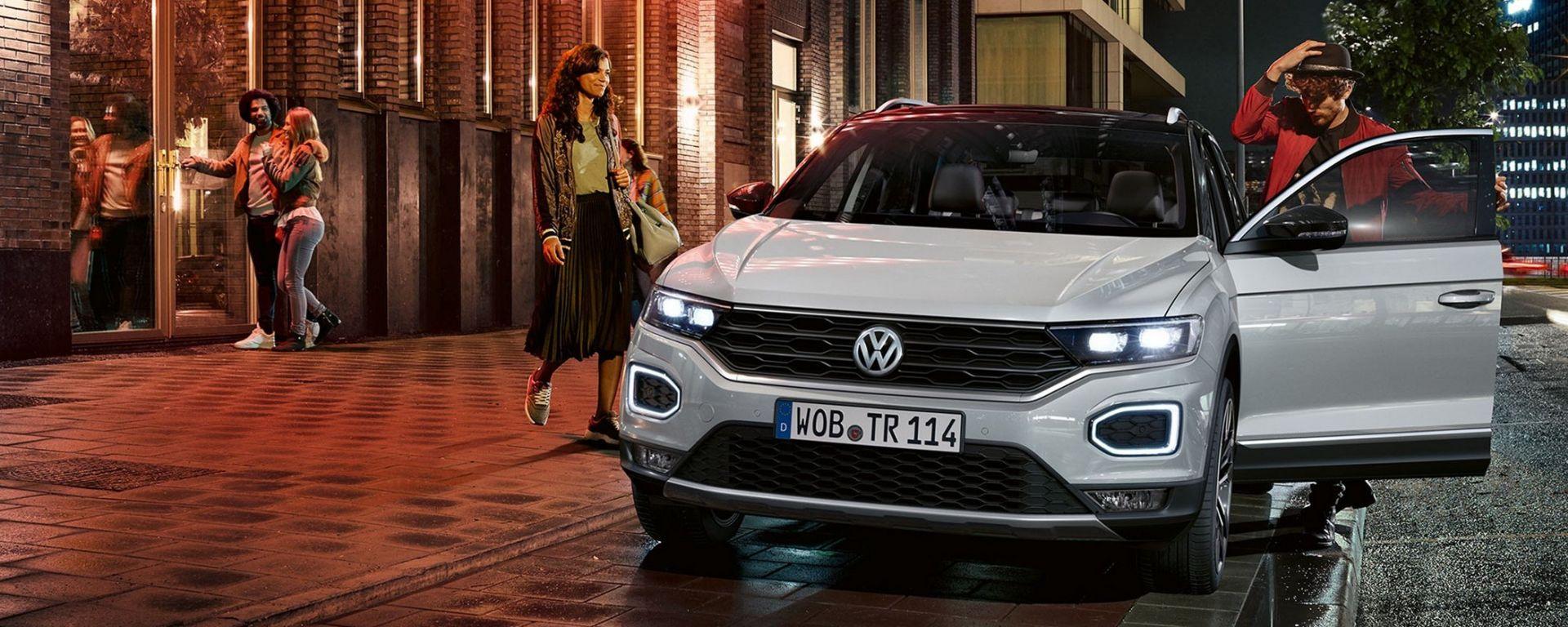 Volkswagen T-Roc Edition190: la serie limitata costava circa 35mila euro