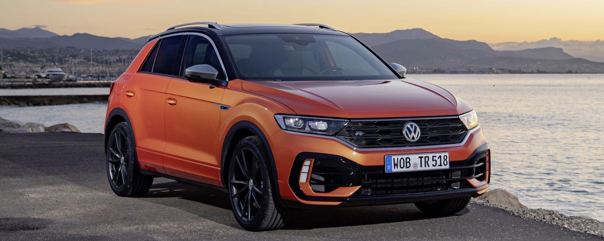Volkswagen T-Roc GTE in arrivo?