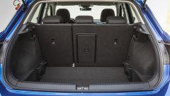 Volkswagen T Roc, il bagagliaio