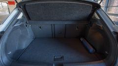 Volkswagen T-Roc: il bagagliaio