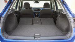 Volkswagen T-Roc: il vano bagagli