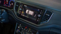 Volkswagen T-Roc: lo schermo dell'infotainment