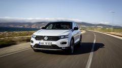 Volkswagen T-Roc: motorizzazioni a partire da 1.0 TSI da 115 cv