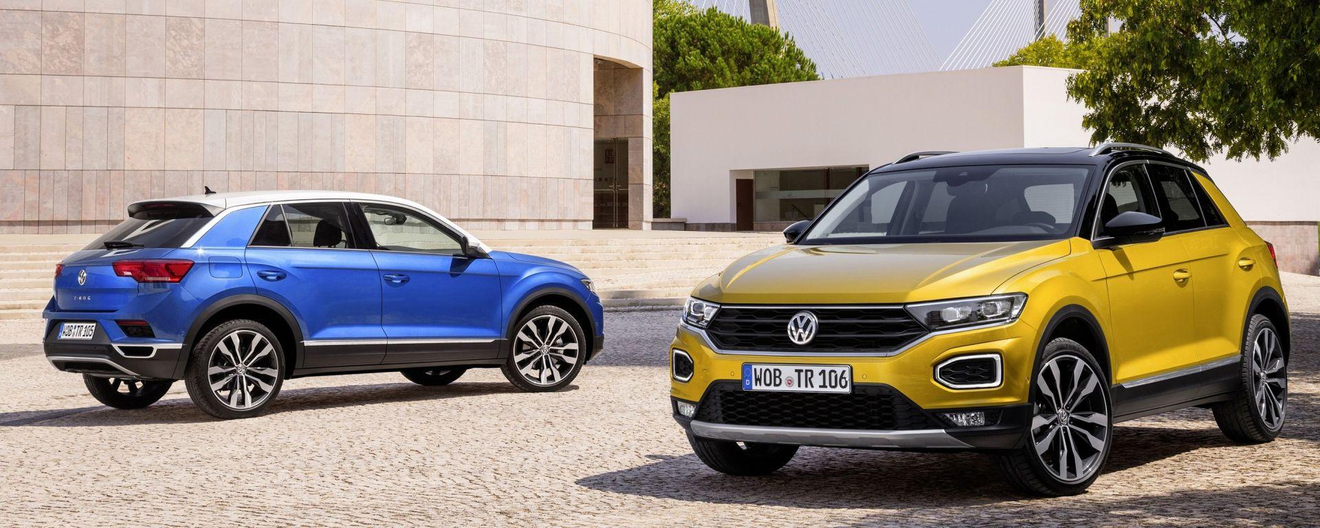 Volkswagen T-Roc: Porte Aperte il 20-21 e 27-28 gennaio
