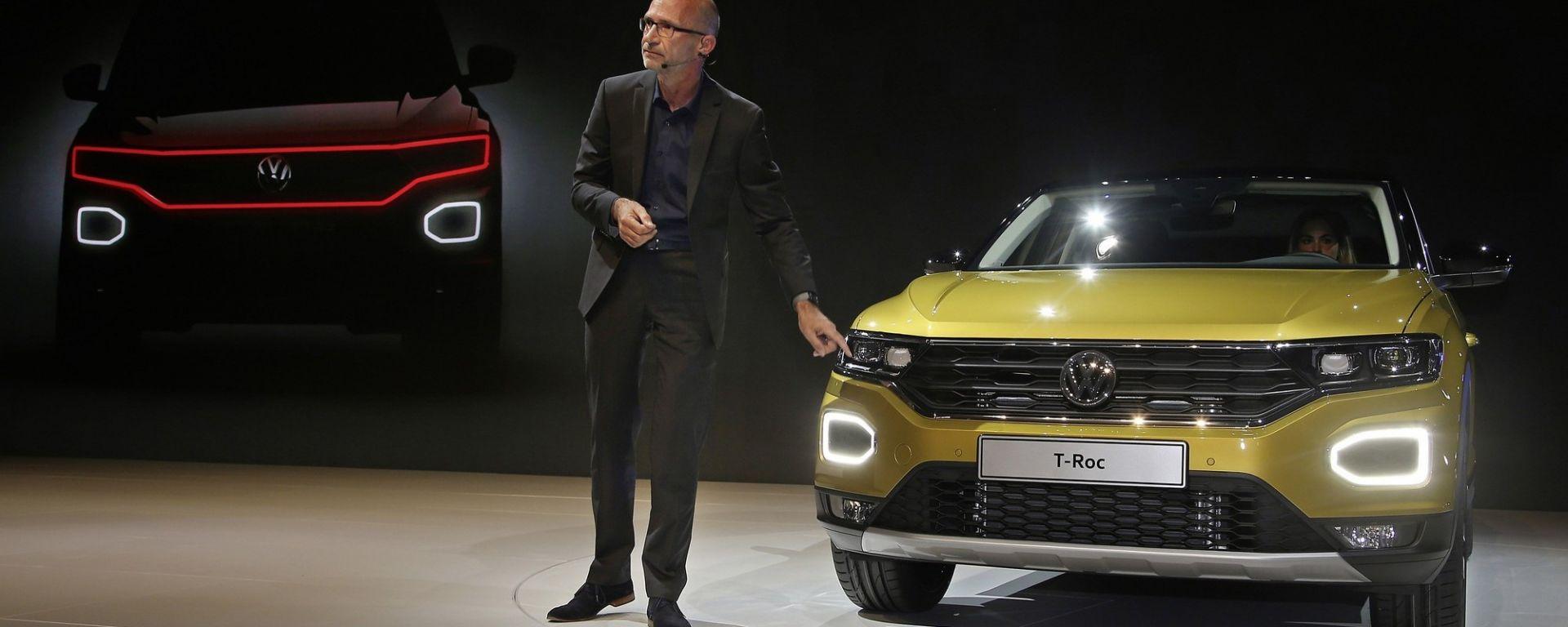 Volkswagen T-Roc primo contatto