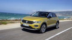 Volkswagen T-Roc: la prova del primo SUV compatto di VW - Immagine: 5