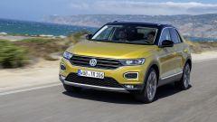 Volkswagen T-Roc: la prova del primo SUV compatto di VW - Immagine: 1