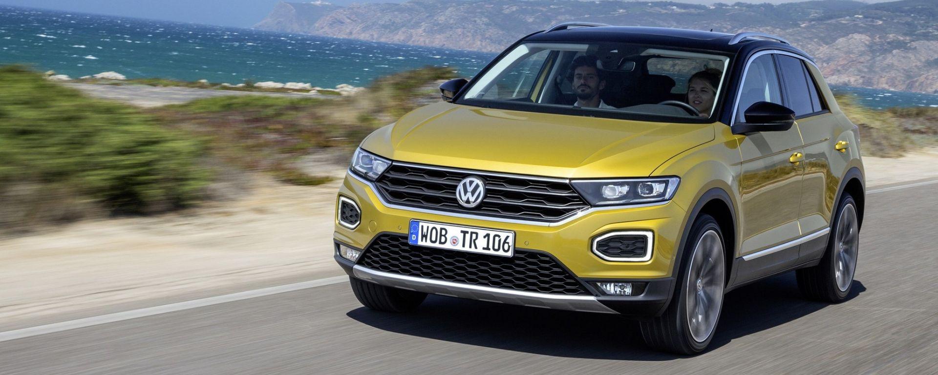 Volkswagen T-Roc: la prova del primo SUV compatto di VW