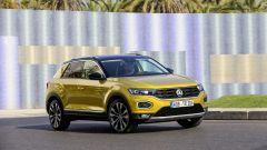 Volkswagen T-Roc: la prova del primo SUV compatto di VW - Immagine: 8