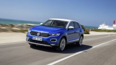 Volkswagen T-Roc: la prova del primo SUV compatto di VW - Immagine: 31