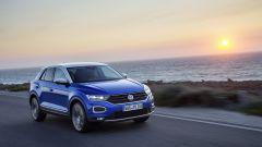 Volkswagen T-Roc: la prova del primo SUV compatto di VW - Immagine: 32