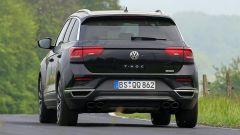 Volkswagen T-Roc R, 4 scarichi come Golf R