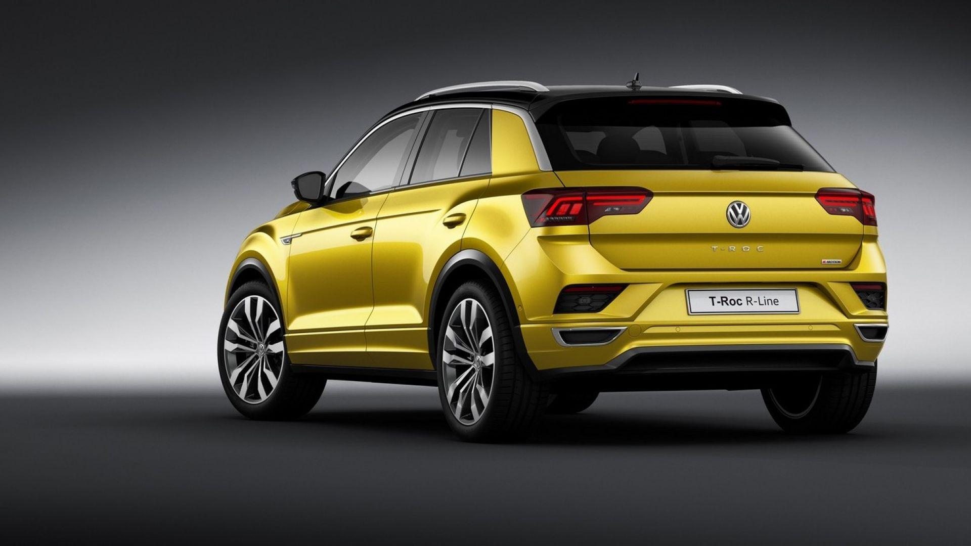 Volkswagen T-Roc R-Line: uscita, prezzo, caratteristiche, motori - MotorBox