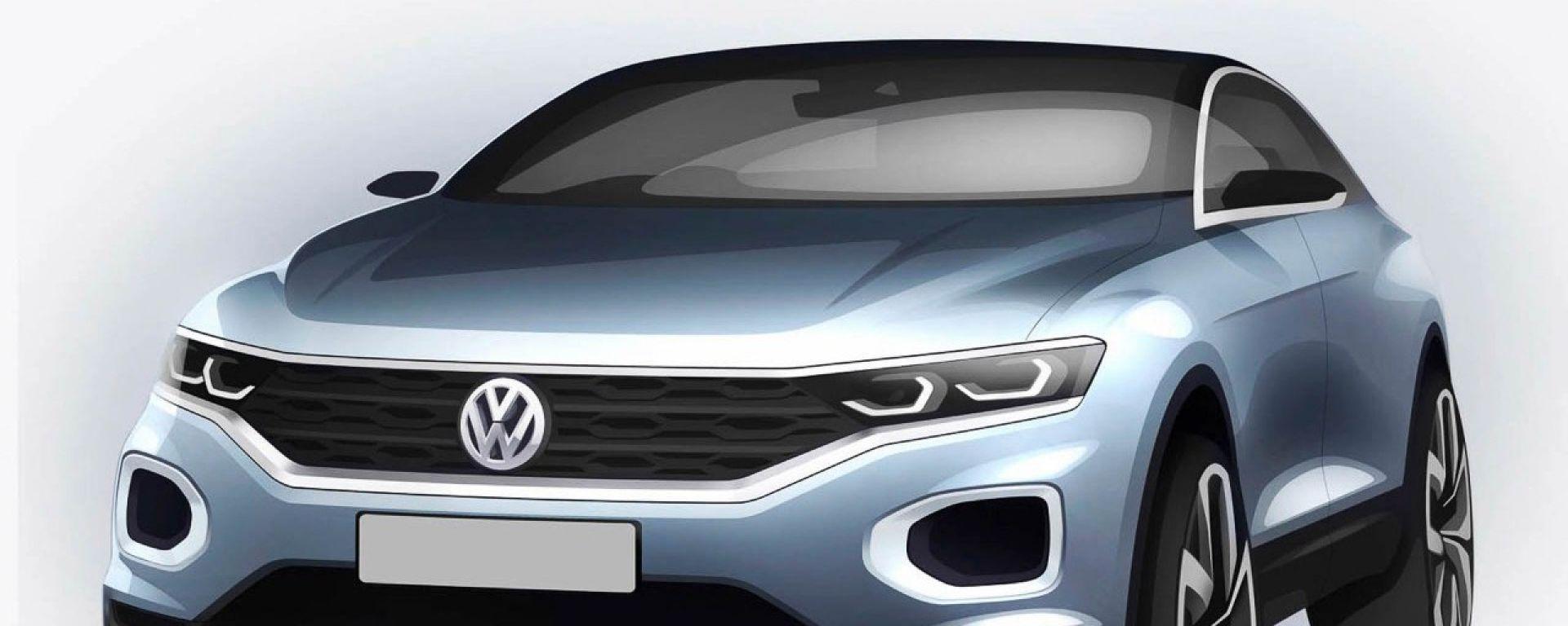Volkswagen T-Roc: sarà così il SUV su base Polo?