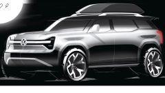 Volkswagen T-Rug: un SUV elettrico, 4x4 per sfidare la Defender