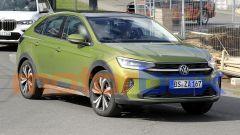 Volkswagen Taigo 2021: le prime immagini del SUV coupé tedesco