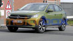 Volkswagen Taigo 2021: visuale di 3/4 anteriore