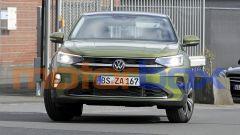 Volkswagen Taigo 2021: visuale frontale