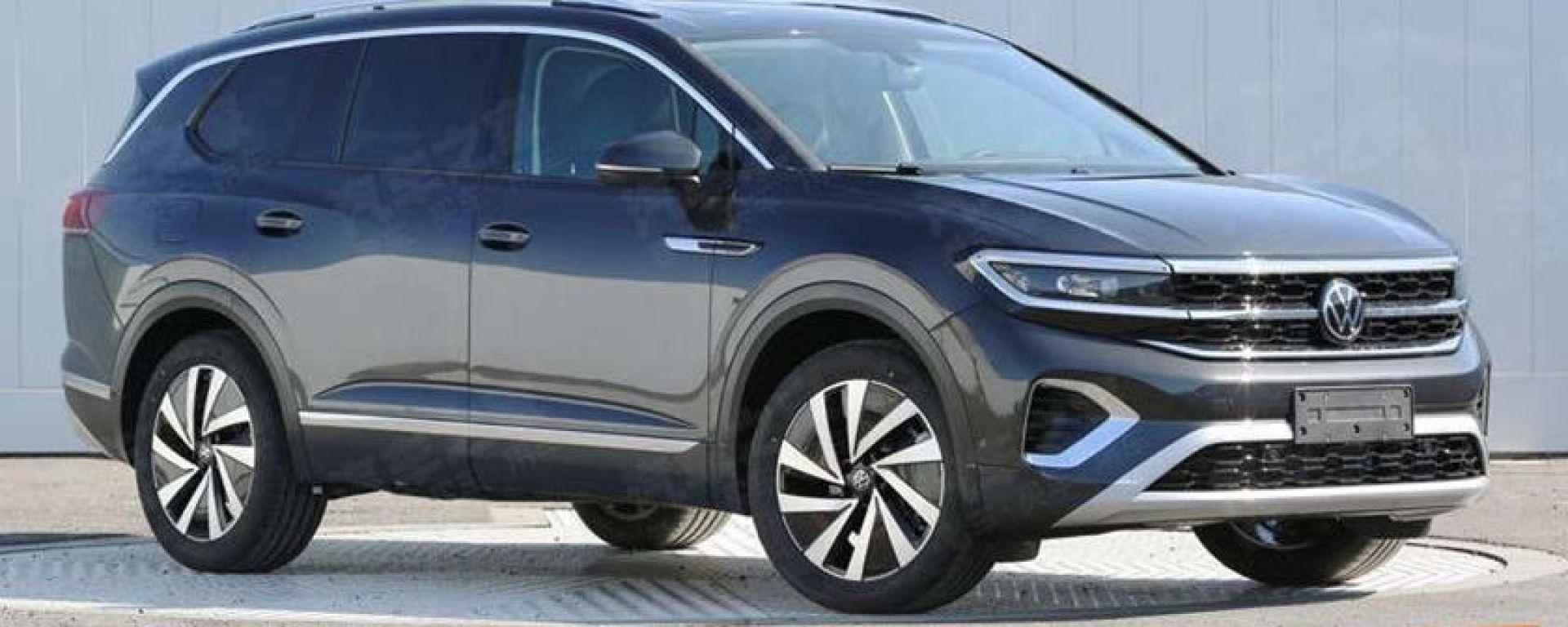 Volkswagen Talagon: il SUV più grande è in arrivo, ma solo in Cina
