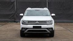 Volkswagen Teramont, le foto spia del suv a 7 posti di Wolfsburg - Immagine: 5